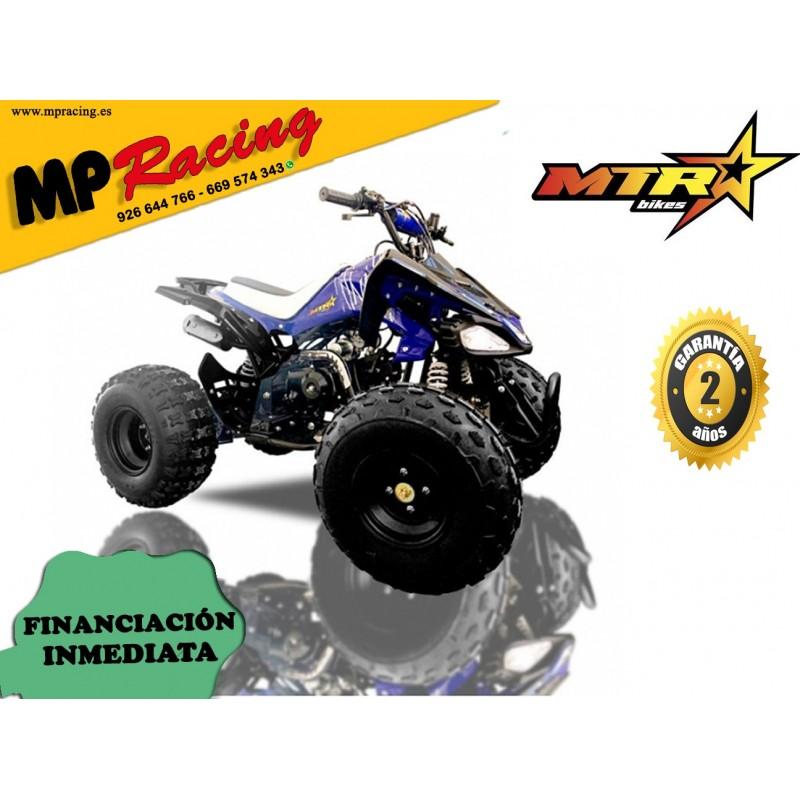 MINIQUAD MTR/MALCOR KF8 - Azul