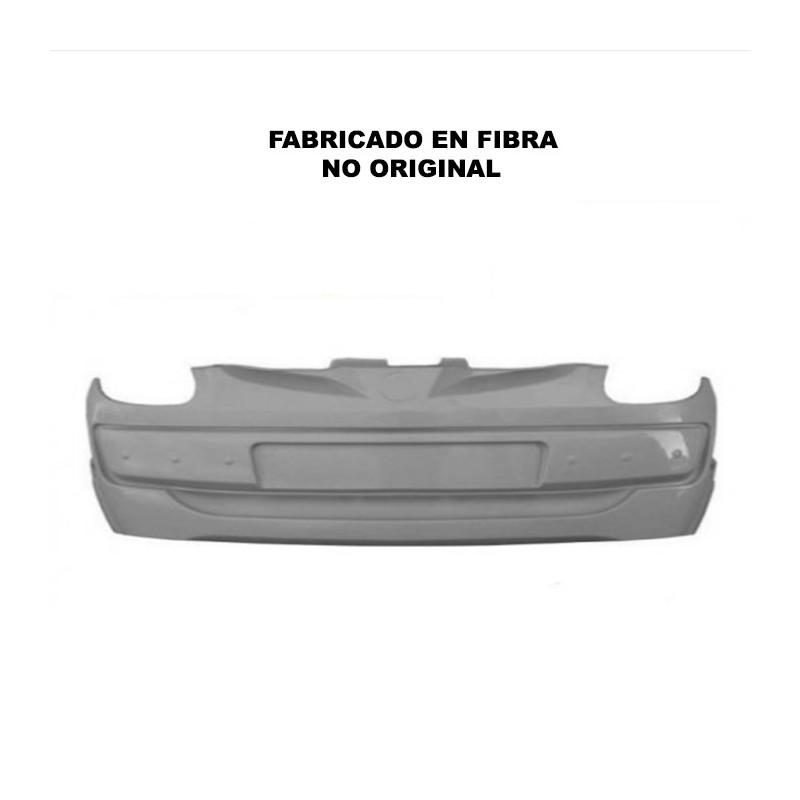 PARAGOLPES DELANTERO AIXAM  FABRICADO EN FIBRA NO ORIGINAL COMPATIBLE CON DIVERSOS MODELOS