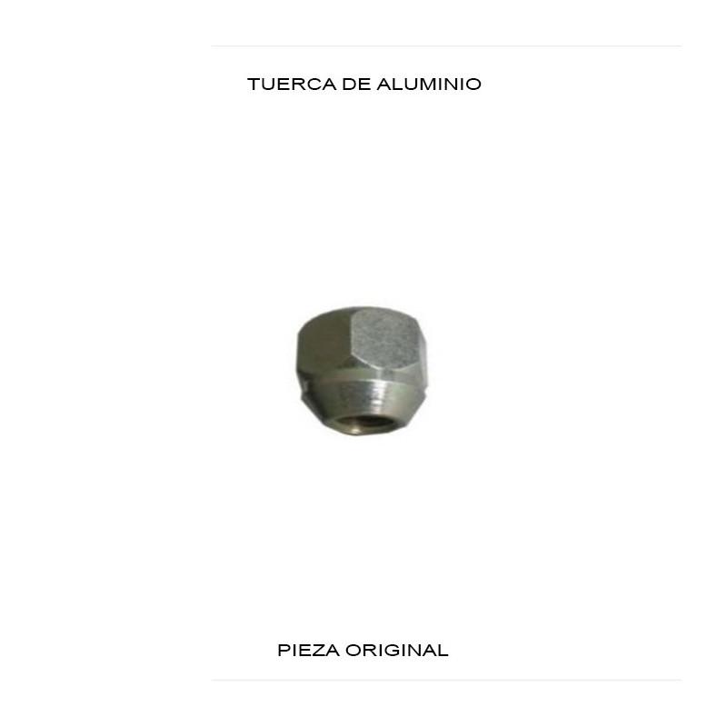 TUERCA DE ALUMINIO AIXAM...