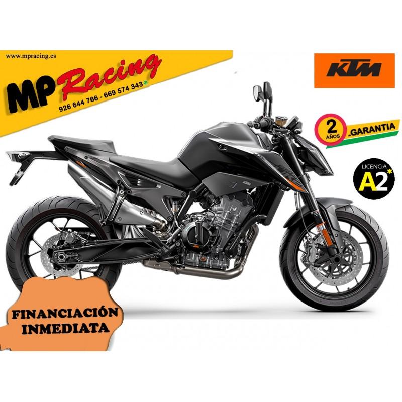 KTM 890 DUKE 2021 - Negro