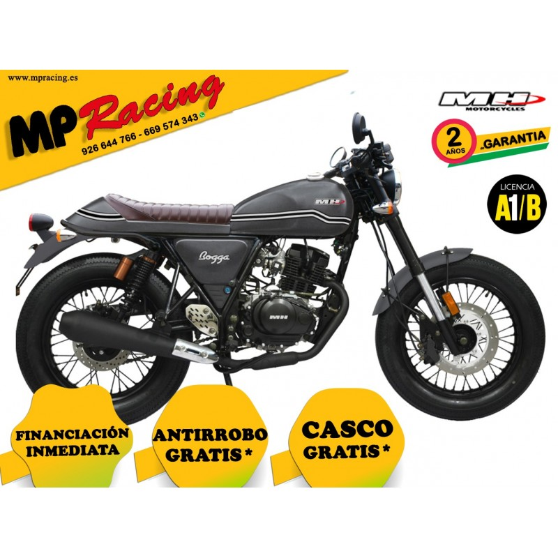 MOTO MH BOGGA 125 MPR