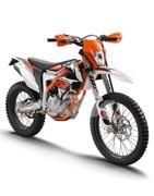 MOTO FREERIDE KTM