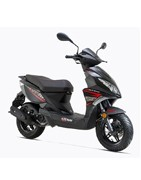 motos keeway tipo scooter
