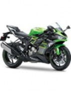 Motos kawasaki estilo supersport