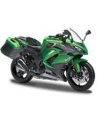 motos kawasaki estilo sport tourer