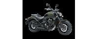 motos kawasaki estilo cruiser