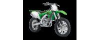 motos kawasaki tipo mx motocross