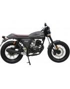 motos mh motos tipo cafe racer