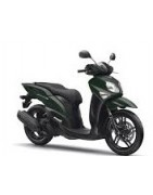 motos honda tipo scooter